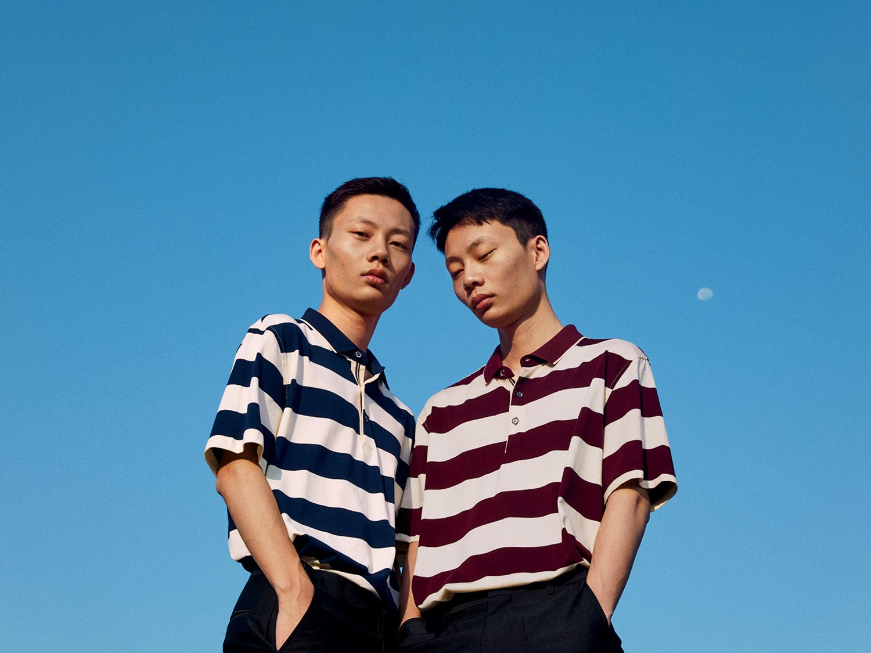 Greg Lin Jiajie LONGYAN BOYS Chinese Twins
