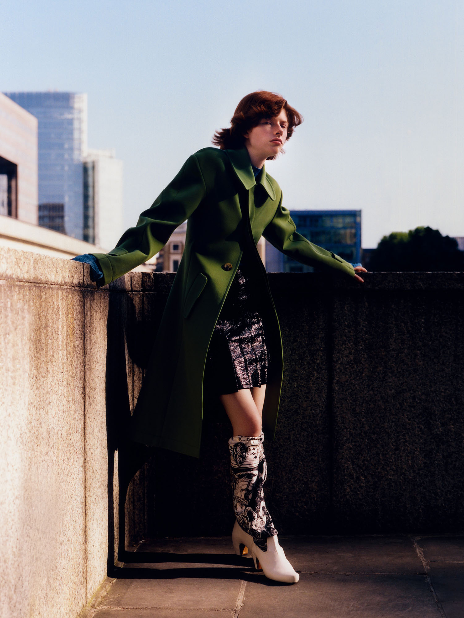 Greg Lin Jiajie Photography Fashion Photographer Jiajie Lin greglin Magazine Campaign Portrait China